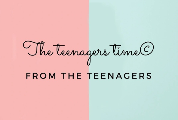 The teenagers time©
