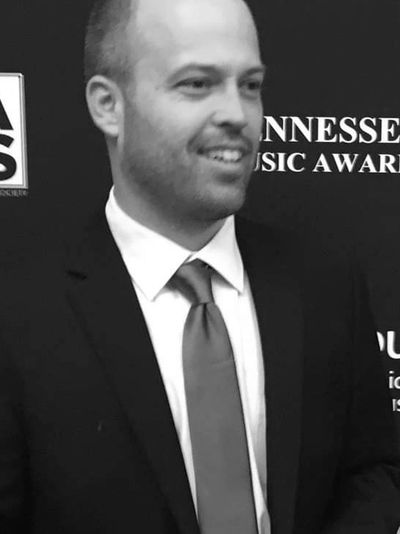 Nathan Hunnicutt, founder of the Tennessee Music Awards