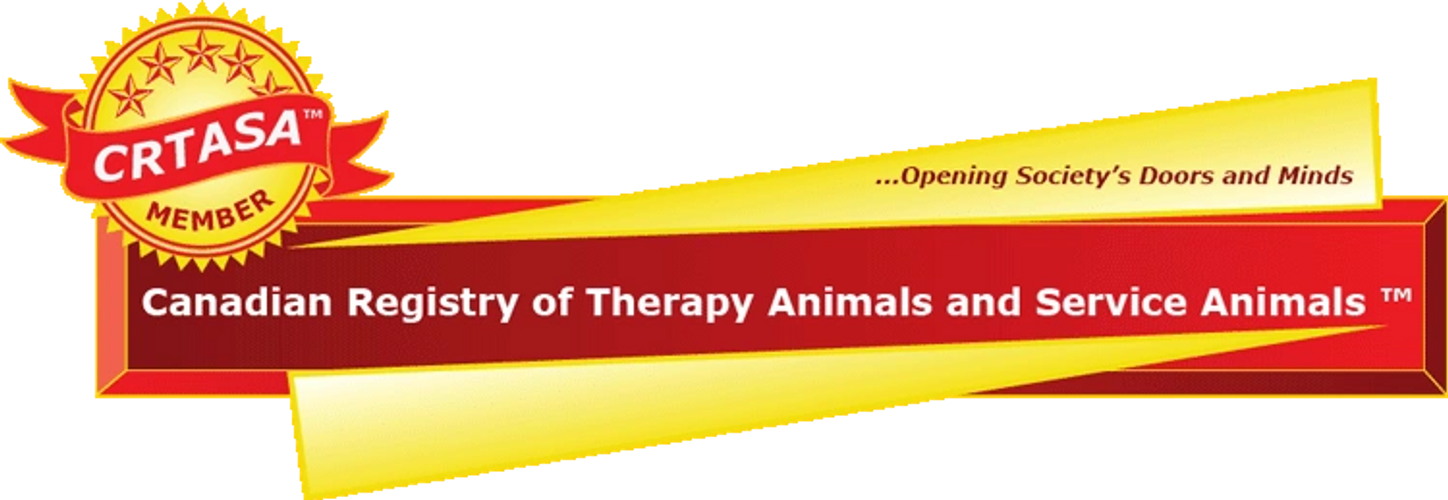 CRTASA - Canadian Registry of Therapy Animals and Service Animals