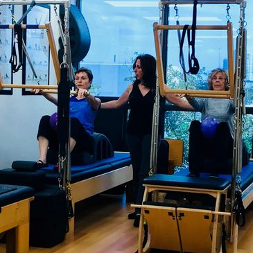 Pilates Duet Session