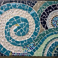 I have been doing mosaics for many years