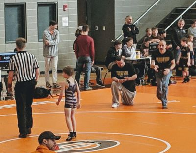 DQStyle Youth Wrestling at AYWO North Sectionals