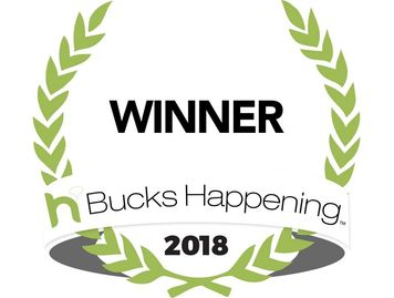 Bucks Happening 2018 winners William Penn Roofing