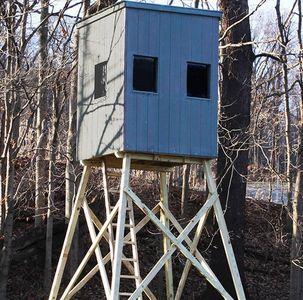 Hunting Blind Kit