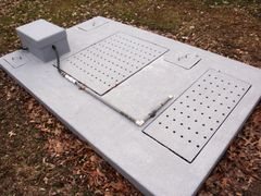 Fiberglass FRP Cistern, Aeration, Septic and Well Covers.