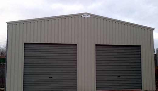 We build buildings suitable for car and commercial MOT stations