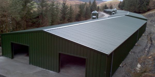 Commercial Poultry Sheds designed, fabricated and installed nationwide