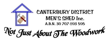Canterbury District Mens Shed Inc.