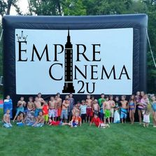 giant movie screen rentals for summertime movies, sports teams, advertising best movie screen rental