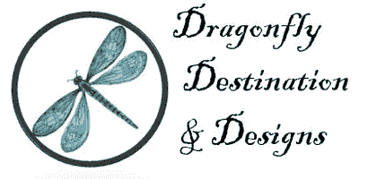 Dragonfly  Destination    and Designs