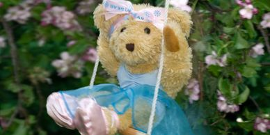Melodey Bear Logo for children's dance classes near you in Bournemouth and Poole