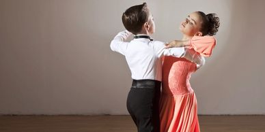 Children Ballroom & Latin in Bournemouth and Poole Near you