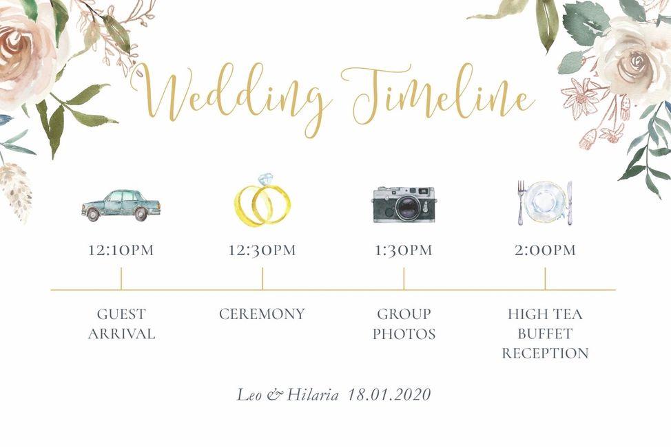 Wedding Leo Hilaria