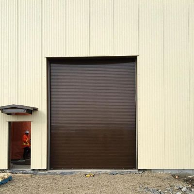 Commercial Overhead Doors in Fort McMurray