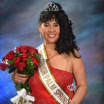 Rose King, Ms. Senior Palm Springs