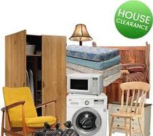Sometimes you are left to clear houses. We offer a full clearance service please call to discuss.
