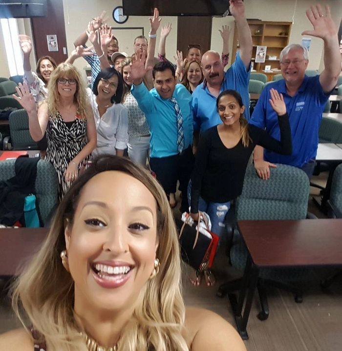 After a full-day Commercial Leasing 101 Boot Camp hosted by the Houston Association of REALTORS!