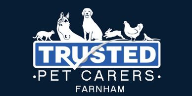 Pet Sitter jobs Farnham, Dog Boarding, Pet Sitting, caring for pets