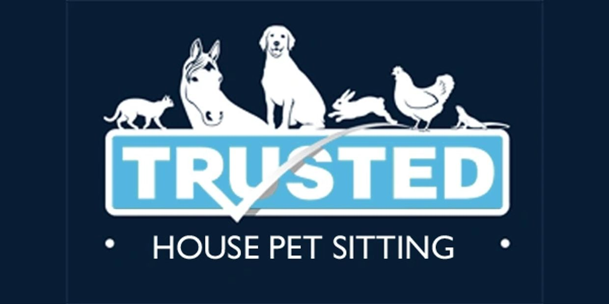Trusted Pet Carers logo for house sitter, house sitting, caring for pets