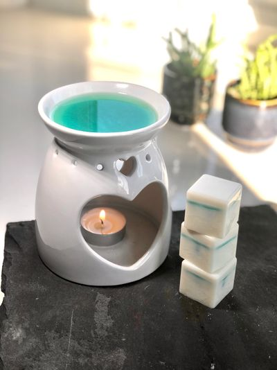 Unique Qubes soy wax melts by Hulu