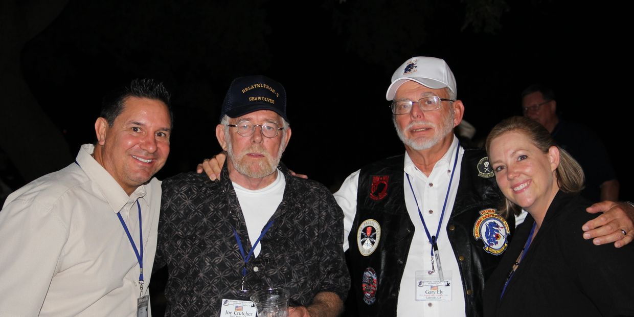 Seawolves Reunion the most decorated squadron in Naval Aviation history