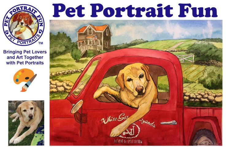 Pet Portrait Fun Bringing Pet Lovers and Art together with Pet Portraits and Paint Your Pet Parties