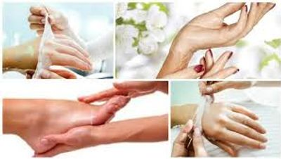 Paraffin spa therapy helps with stiffness, arthritis, blood flow & pain, while moisturizing the skin