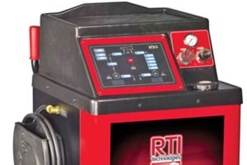 RTI Transmission Fluid Exchange Machine. transmission service
