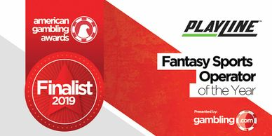 PlayLine Named Finalist for Fantasy Sports Operator of the Year Award
