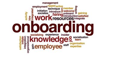 words of onboarding