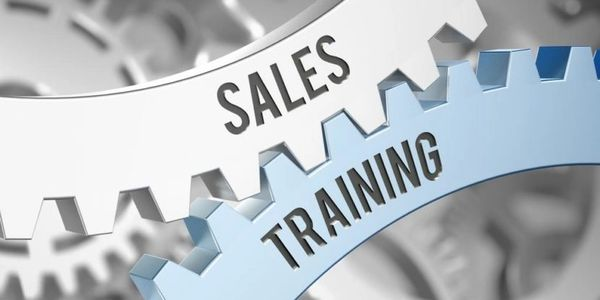 gears that say sales training
