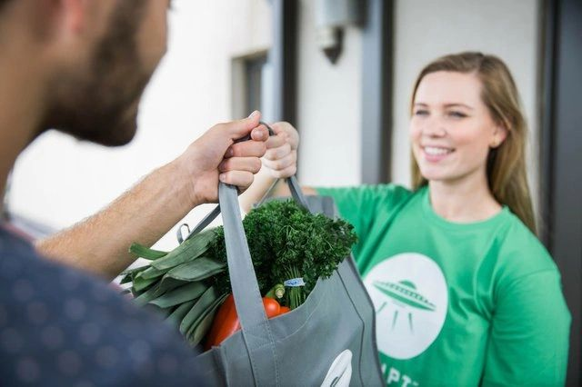 Avoid the Lines, Use Pickup or Delivery for your Grocery