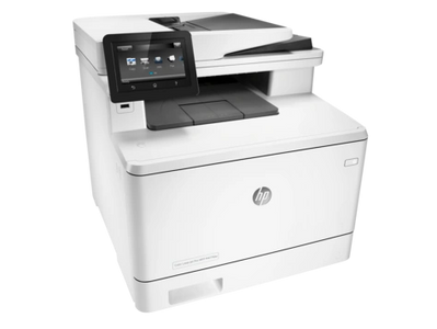 HP Color LaserJet Pro MFP M477fdw computer repair help Naples Florida #computerguys #computerrepair