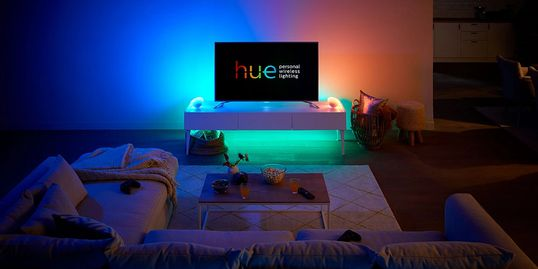 Computer Guys does more than computer repair.  Let us help with your custom lighting needs! #hue