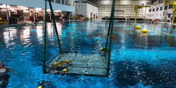NASA Neutral Buoyancy Lab, Collaboration and testing