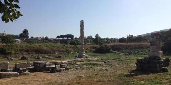 Temple of Artemis Greece Greek Civilization Alexander The Great