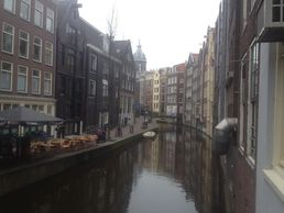 Amsterdam, Netherlands, Canals