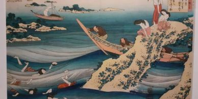 Katsushika Hokusai Japanese Paintings Japan culture