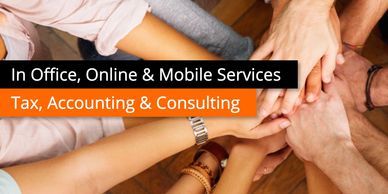 GBC Tax Pros we provide Accounting  Service for Individual, Small Business, Corporate Training.