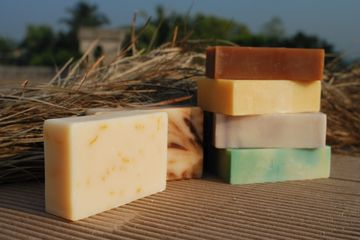 Touch Nature Handmade Bar Soaps