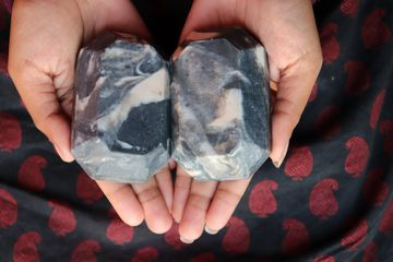 Touch Nature Stones & Pebbles Spa Soap
