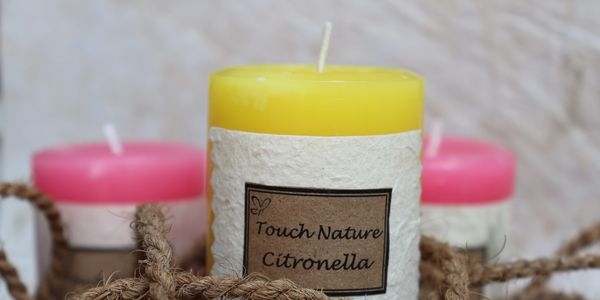 Touch Nature Aromatherapy Candles