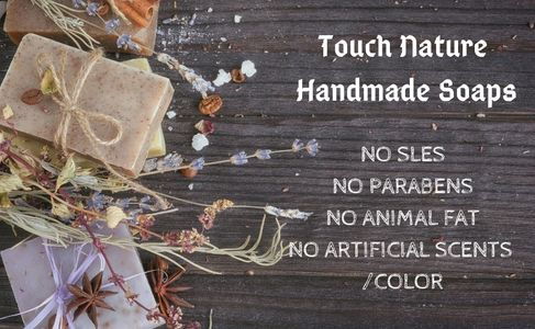 Touch Nature Soap Properties