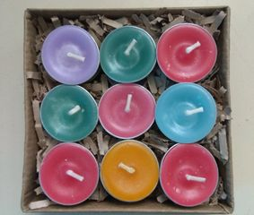 Touch Nature Votive Candles