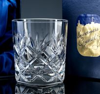 crystal whisky glass tumbler engraved personalised gifts in tidworth