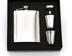 personalised hip flask set engraved gifts in tidworth reads gifts and services
