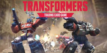 Transfomert Trading Card Game Megatron Optimus Prime Bold Strategy