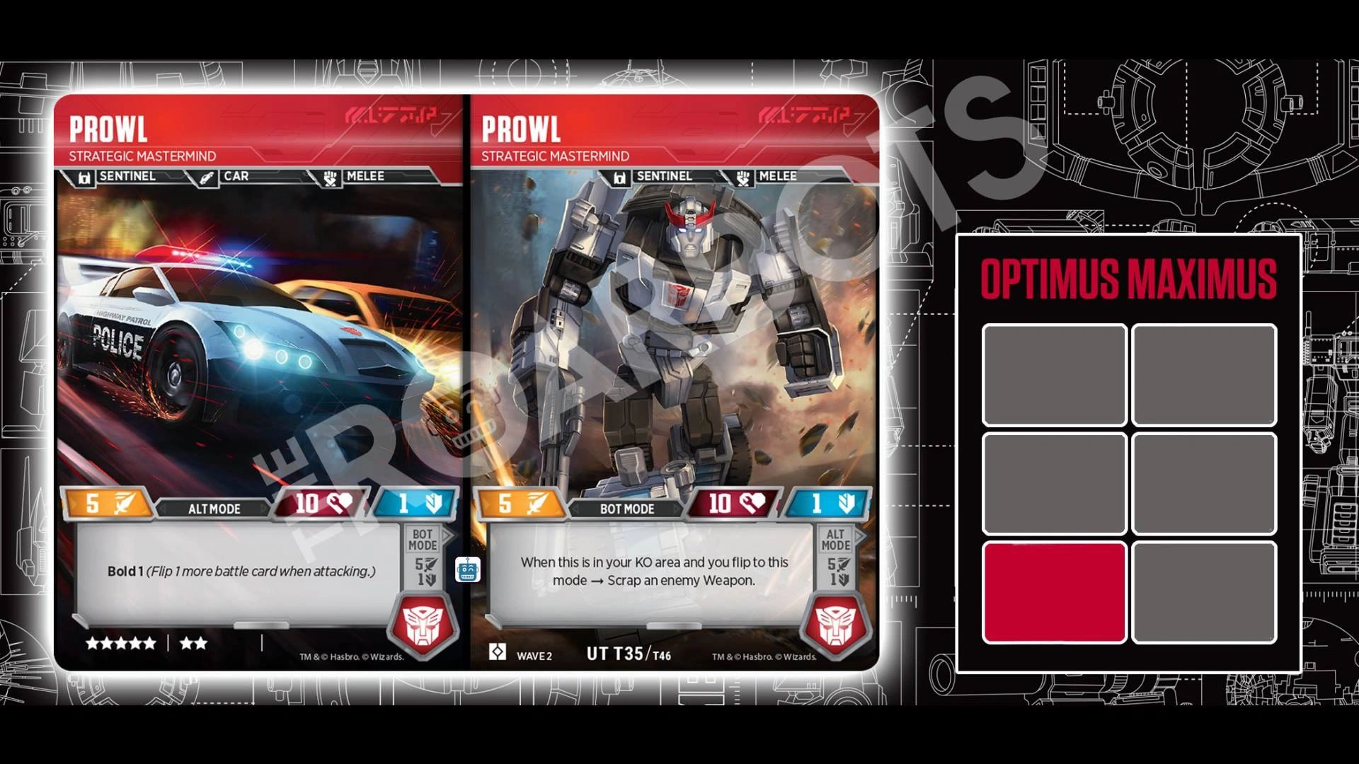 Transformers News: Transformers Trading Card Game Optimus Maximus and More Revealed with Analysis