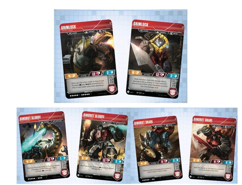 Article: Bold1   Transformers Trading Card Game Strategy