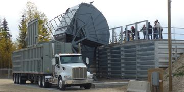 Solid Waste Transfer Station - Sturgeon Lake Cree Nation